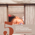 5 Steps for a Successful Transition to the Toddler Bed